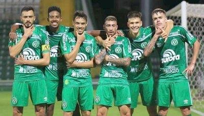 Crónica / Chapecoense volvió a la élite del fútbol rapai
