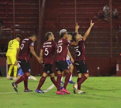 Lanus golea a Vélez y va por el título de la Sudamericana