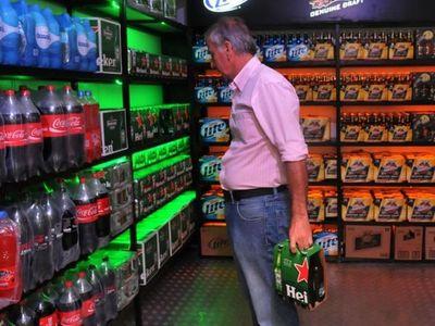 Exigen   equidad para la venta de bebidas alcohólicas