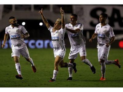 Alegría será brasileña: Santos eliminó a Boca y está en la final