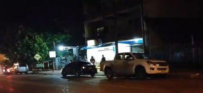 Un detenido, denunciado por intentar asesinar a padre del intendente de CDE