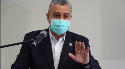 """Villamayor: """"No voy a renunciar, quiero el debate"""""""
