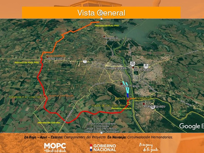 MOPC gastará unos G. 44.000 millones para fiscalización de obras de acceso