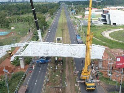 Contraloría auditará el criticado puente de G. 14.000 millones