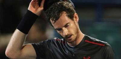 Andy Murray tiene coronavirus y corre riesgo su participación en el Australia Open