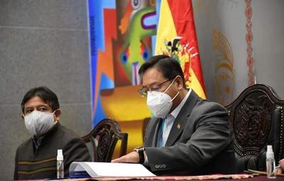 Covid-19: Bolivia se encamina a inmunizar a toda su población