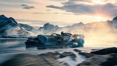 Alpine presentó el A521 que manejarán Alonso y Ocon