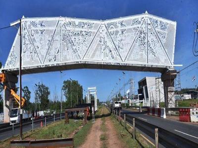 Auditaran costosa pasarela de Ñu Guasu – Prensa 5