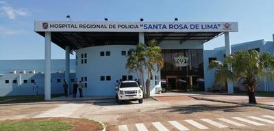 Habilitarán Hospital de Policía para terapia intensiva – Prensa 5