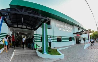 Villa Hayes: Mario Abdo presenció la inauguración del Hospital Regional
