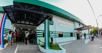 Inauguran Hospital Regional en Villa Hayes