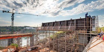 Obras financiadas por ITAIPU generan 2.500 EMPLEOS en FOZ