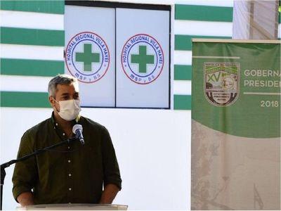 Abdo limita desafío de renuncia a obras y sigue sin hablar sobre casos de corrupción