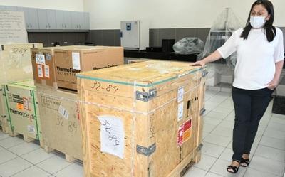 Mades adquirió equipos para una rápida y precisa determinación de contaminantes