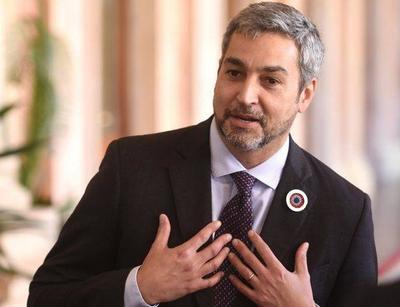 Mario Abdo sigue sin hablar sobre los escandalos que salpican su gobierno – Prensa 5