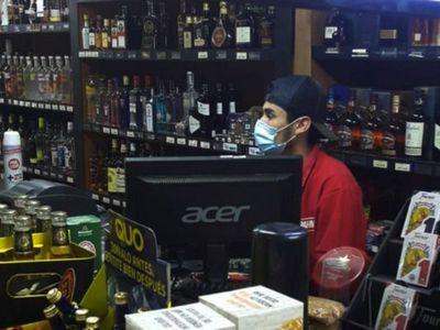 Vendedores de bebidas alcohólicas se sienten afectados por restricción