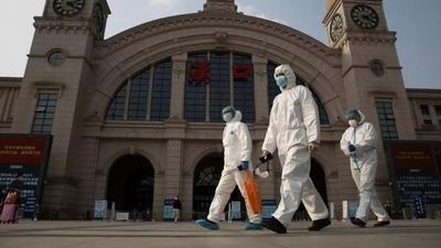 Misión de la OMS llega a Wuhan para estudiar origen del coronavirus