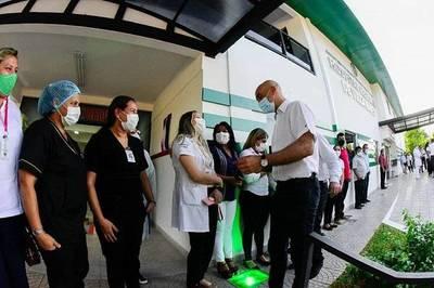 """""""Estamos atravesando la parte más difícil de la epidemia"""", afirma Mazzoleni"""