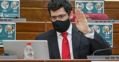 La Nación / Villamayor debe aclarar varios puntos durante interpelación, sostiene diputado