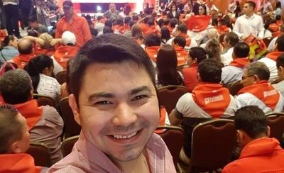 "HOY / Hijo de ""Lalo"" Villalba se precandidata a Intendencia de Concepción"