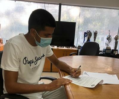 Gamarra: «En Concepción trabajaba limpiando barcos»