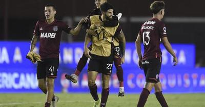 Sudamericana: Lanús, primer finalista de la Copa