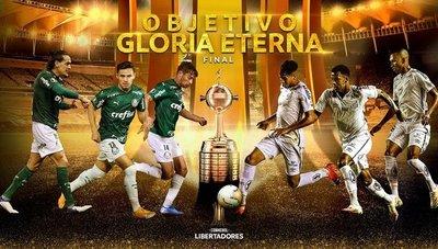 Libertadores: Final netamente brasileña