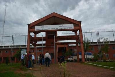 Confirman COVID-19 en penitenciaría de Coronel Oviedo