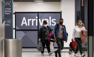 HOY / Reino Unido prohíbe arribos desde Paraguay y otros países