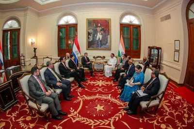 India abrirá sede diplomática en el Paraguay