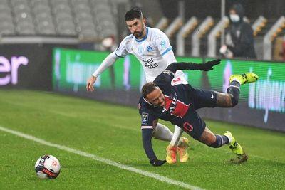 Nuevo cruce entre Neymar y Álvaro