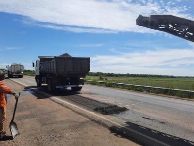 Inician mejoramiento del tramo vial Coronel Oviedo- Villarrica