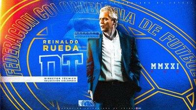 Reinaldo Rueda, nuevo DT de la selección Colombia