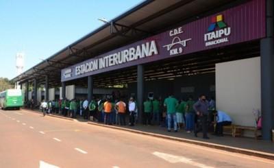 Permisionarios de la Terminal Interurbana firman contrato de 10 años