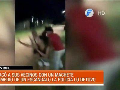 Pelea entre vecinos deja a un joven herido en Itauguá
