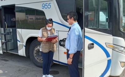 Refuerzan control de viajeros con más puntos de entrada al país