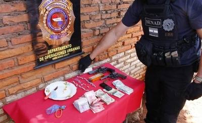 HOY / Detienen a 'Chula' con 150 dosis de crack en su poder