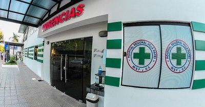 La Nación / Inauguran mejoras e implementan sistema HIS en el Hospital Regional de Villa Hayes