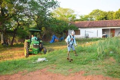 Crónica / Muni de Villa Elisa sale a la caza de terrenos sucios y anuncia millonarias multas