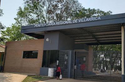 Aumentan los casos de covid-19 en el penal de Villarrica