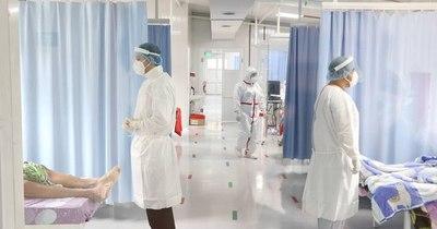 La Nación / Hospital Nacional de Itauguá cuenta con 80 nuevas camas