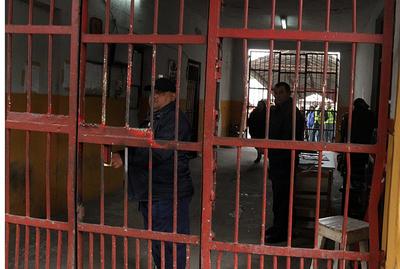 Reportan casos de covid-19 en Penitenciaría de Coronel Oviedo y se ordena cierre epidemiológico