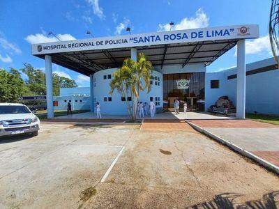 Hospital de Policía de Oviedo será destinado a pacientes con Covid-19