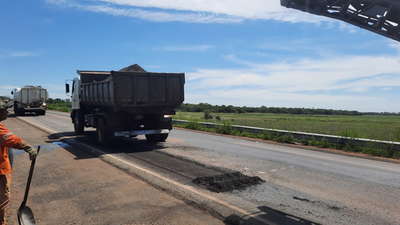 Comenzaron los trabajos de mejoras del tramo Oviedo- Villarrica
