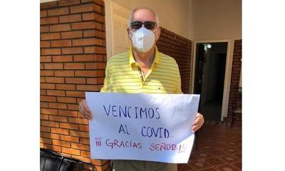 Juan Ramírez kohn venció al Covid-19 – Prensa 5