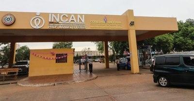 La Nación / Denuncian falta de medicamentos específicos para pacientes con linfoma en el INCAN