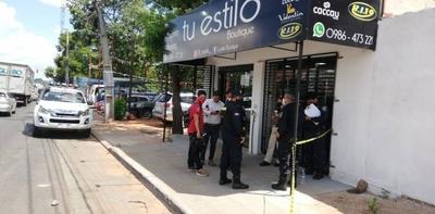 HOY / Dos asaltos simultáneos (uno de ellos frustrado) se registraron esta tarde en Ñemby