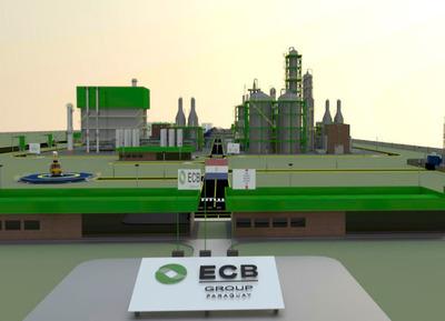 Grupo ECB firma contrato de provisión al largo plazo para biocombustibles de planta en Paraguay