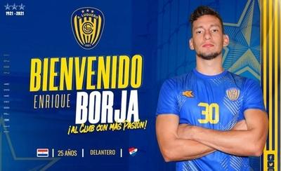 HOY / 'Zlatan' Borja, quinta incorporación de Luqueño