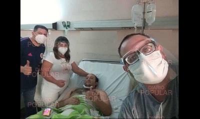 """Los """"péndex"""" tampoco se salvan del covid: paciente de 30 años estuvo ocho días intubado"""